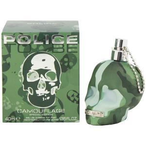 ポリス トゥービー カモフラージュ オーデトワレ スプレータイプ 40ml POLICE 香水 POLICE TO BE CAMOUFLAGE FOR MEN beautyfive