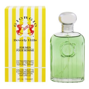 ジョルジオ ビバリーヒルズ ジョルジオ フォーメン オーデトワレ スプレータイプ 118ml GIORGIO BEVERLY HILLS (8%offクーポン 4/3 12:00〜4/20 1:00) 香水|beautyfive