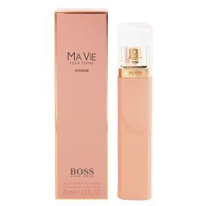 ヒューゴボス マ ヴィ プールファム インテンス オーデパルファム スプレータイプ 75ml HUGO BOSS 香水 MA VIE POUR FEMME INTENSE FOR WOMEN|beautyfive