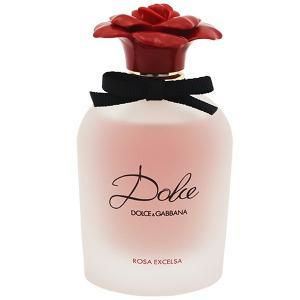 ドルチェ&ガッバーナ ドルチェ ローサ エクセルサ (テスター) オーデパルファム スプレータイプ 75ml DOLCE&GABBANA 香水 DOLCE ROSA EXCELSA TESTER beautyfive