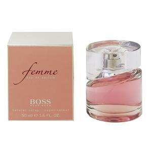 ヒューゴボス ボス ファム オーデパルファム スプレータイプ 50ml HUGO BOSS 香水 BOSS FEMME|beautyfive