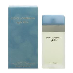 ドルチェ&ガッバーナ ライトブルー オーデトワレ スプレータイプ 100ml DOLCE&GABBANA 香水 LIGHT BLUE|beautyfive