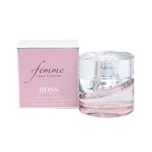 ヒューゴボス ボス ファム フレッシュ オーデトワレ スプレータイプ 30ml HUGO BOSS 香水 BOSS FEMME L'EAU FRAICHE|beautyfive