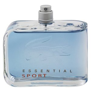 ラコステ エッセンシャル スポーツ (テスター) オーデトワレ スプレータイプ 125ml LACOSTE (8%offクーポン 4/3 12:00〜4/20 1:00) 香水|beautyfive