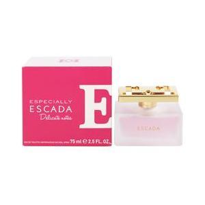 エスペシャリー エスカーダ デリケートノート オーデトワレ スプレータイプ 75ml ESCADA 香水 ESPECIALLY ESCADA DELICATE NOTES|beautyfive