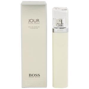 ヒューゴボス ジュール プールファム ルミニュース オーデパルファム スプレータイプ 75ml HUGO BOSS 香水 JOUR POUR FEMME EAU DE PAFRUM LUMINEUSE|beautyfive