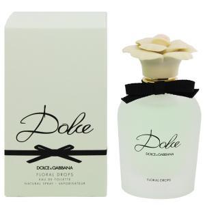 ドルチェ&ガッバーナ ドルチェ フローラル ドロップス オーデトワレ スプレータイプ 50ml DOLCE&GABBANA 香水 DOLCE FLORAL DROPS|beautyfive