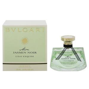ブルガリ モン ジャスミン ノワール オー エキスキーズ オーデトワレ スプレータイプ 75ml BVLGARI 香水 MON JASMIN NOIR L'EAU EXQUISE|beautyfive