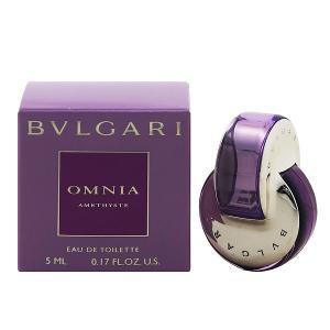 ブルガリ オムニア アメジスト ミニ香水 オーデトワレ ボトルタイプ 5ml BVLGARI 香水 OMNIA AMETHYSTE|beautyfive