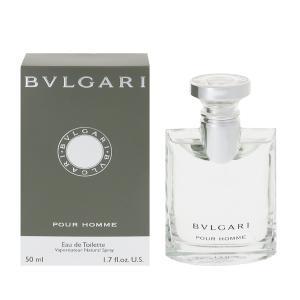 ブルガリ プールオム オーデトワレ スプレータイプ 50ml BVLGARI 香水 BVLGARI POUR HOMME|beautyfive