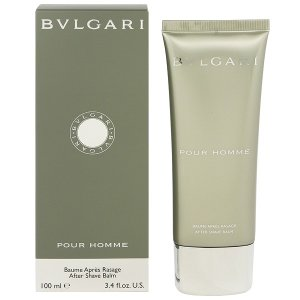 ブルガリ プールオム アフターシェーブ バーム 100ml BVLGARI BVLGARI POUR HOMME AFTER SHAVE BALM|beautyfive