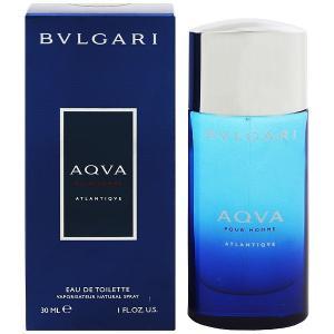 ブルガリ アクア プールオム アトランティック オーデトワレ スプレータイプ 30ml BVLGARI 香水 AQUA POUR HOMME ATLANTIQUE|beautyfive