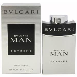 ブルガリ マン エクストリーム オーデトワレ スプレータイプ 100ml BVLGARI 香水 BVLGARI MAN EXTREME|beautyfive