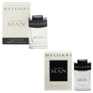 ブルガリ マン ミニ香水 オーデトワレ ボトルタイプ 5ml BVLGARI 香水 BVLGARI MAN beautyfive