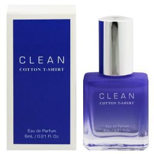 クリーン コットン Tシャツ ミニ香水 オーデパルファム ボトルタイプ 6ml CLEAN 香水 CLEAN COTTON T-SHIRT beautyfive