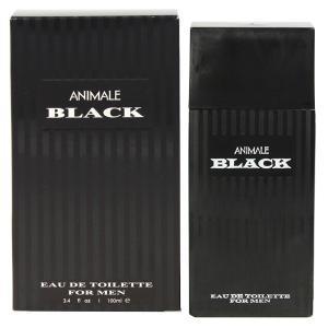 パルロックス アニマル ブラック フォーメン オーデトワレ スプレータイプ 100ml PARLUX 香水 ANIMALE BLACK FOR MEN beautyfive