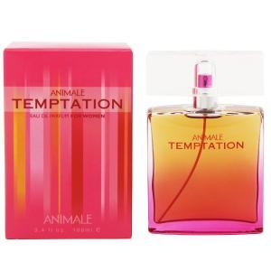 パルロックス アニマル テンプテーション フォーウーマン オーデパルファム スプレータイプ 100ml PARLUX 香水 ANIMALE TEMPTATION FOR WOMEN beautyfive