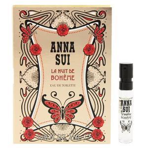 アナスイ ラ ニュイ ドゥ ボエム (チューブサンプル) オーデトワレ スプレータイプ 2ml ANNA SUI 香水 LA NUIT DE BOHEME|beautyfive