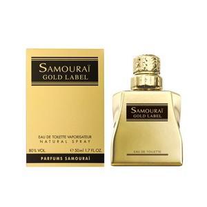 アランドロン サムライ ゴールドレーベル (箱なし) オーデトワレ スプレータイプ 50ml ALAIN DELON 香水 SAMOURAI GOLD LABEL|beautyfive