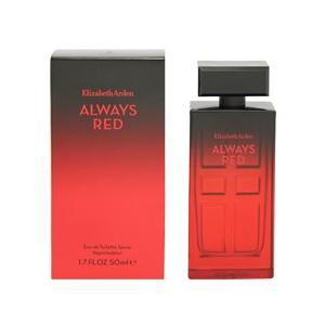 エリザベスアーデン オールウェイズレッド (箱なし) オーデトワレ スプレータイプ 50ml ELIZABETH ARDEN 香水 ALWAYS RED beautyfive