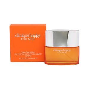 クリニーク ハッピー フォーメン (箱なし) オーデコロン スプレータイプ 50ml CLINIQUE 香水 HAPPY FOR MEN COLOGNE|beautyfive