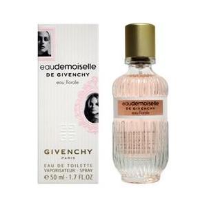 ジバンシイ オードモワゼル フローラル (箱なし) オーデトワレ スプレータイプ 50ml GIVENCHY 香水 EAUDEMOISELLE DE GIVENCHY EAU FLORALE beautyfive