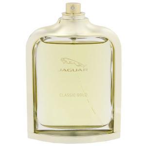 ジャガー クラシック ゴールド (テスター) オーデトワレ スプレータイプ 100ml JAGUAR 香水 JAGUAR CLASSIC GOLD TESTER|beautyfive