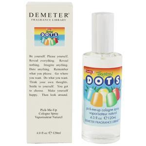 ディメーター トッツィー トロピカル ドッツ オーデコロン スプレータイプ 120ml DEMETER 香水 TOOTSIE TROPICAL DOTS PICK-ME UP COLOGNE|beautyfive