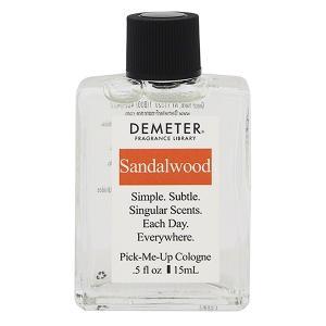 ディメーター サンダルウッド オーデコロン ボトルタイプ 15ml DEMETER 香水 SANDALWOOD PICK ME UP COLOGNE|beautyfive