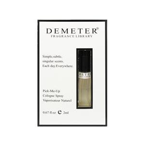ディメーター ペトリコール (チューブサンプル) オーデコロン スプレータイプ 2ml DEMETER 香水 PETRICHOR COLOGNE|beautyfive
