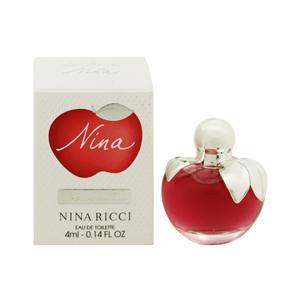 ニナリッチ ニナ ミニ香水 (箱なし) オーデトワレ ボトルタイプ 4ml NINA RICCI 香水 NINA|beautyfive