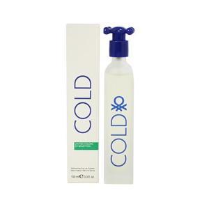 ベネトン コールド (箱なし) オーデトワレ スプレータイプ 100ml BENETTON 香水 COLD|beautyfive