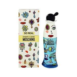 モスキーノ ソー リアル チープ アンド シック (箱なし) オーデトワレ スプレータイプ 100ml MOSCHINO 香水 SO REAL CHEAP & CHIC|beautyfive