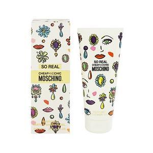 モスキーノ ソー リアル チープ アンド シック パフュームド シャワージェル (箱なし) 200ml MOSCHINO SO REAL CHEAP & CHIC PARFUMED SHOWER GEL|beautyfive