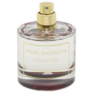 ニコライバーグマン ローズガーデンズ クラシックローズ (テスター) オードパルファム スプレータイプ 50ml NICOLAI BERGMANN 香水