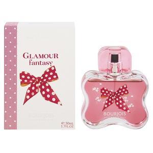 ブルジョワ グラムール ファンタジー オーデパルファム スプレータイプ 50ml BOURJOIS 香水 GLAMOUR FANTASY|beautyfive