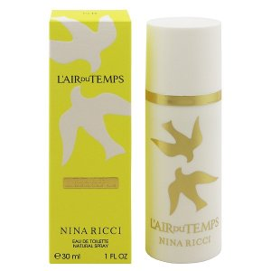 ニナリッチ レールデュタン トラベル オーデトワレ スプレータイプ 30ml NINA RICCI 香水 L AIR DU TEMPS TRAVEL REFILLABLE beautyfive