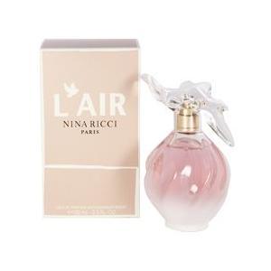 ニナリッチ レール オーデパルファム スプレータイプ 100ml NINA RICCI (8%offクーポン 4/3 12:00〜4/20 1:00) 香水 L'AIR|beautyfive