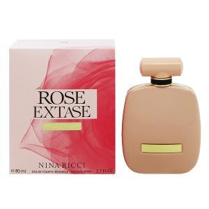 ニナリッチ レクスタス ローズ オーデトワレ スプレータイプ 80ml NINA RICCI 香水 ROSE EXTASE|beautyfive