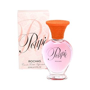 ロシャス プペ オーデトワレ スプレータイプ 50ml ROCHAS 香水 POUPEE|beautyfive