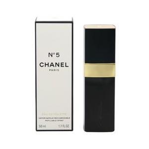シャネル No.5 (レフィラブル) オーデトワレ スプレータイプ 50ml CHANEL 香水 N゜5 REFILLABLE|beautyfive