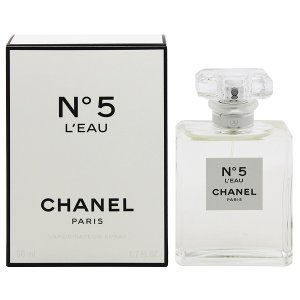 シャネル No.5 ロー オーデトワレ スプレータイプ 50ml CHANEL 香水 N゜5 L'EAU|beautyfive