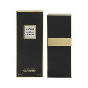 シャネル ココ (レフィラブル) オーデパルファム スプレータイプ 60ml CHANEL 香水 COCO REFILLABLE beautyfive