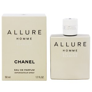 シャネル アリュール オム エディション ブランシェ オーデパルファム スプレータイプ 50ml CHANEL 香水 ALLURE HOMME EDITION BLANCHE|beautyfive