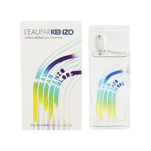 ローパケンゾー カラー プールオム オーデトワレ スプレータイプ 50ml KENZO 香水 L'EAU PAR KENZO POUR HOMME COLORS EDITION beautyfive