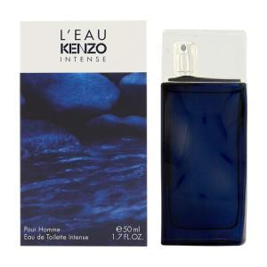 ローパケンゾー インテンス プールオム オーデトワレ スプレータイプ 50ml KENZO 香水 L'EAU PAR KENZO HOMME INTENSE|beautyfive
