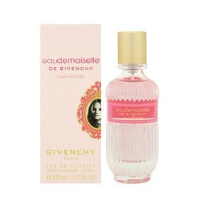 ジバンシイ オードモワゼル ローズ アラフォリ オーデトワレ スプレータイプ 50ml GIVENCHY 香水 EAUDEMOISELLE DE GIVENCHY ROSE A LA FOLIE|beautyfive
