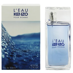 ローパケンゾー プールオム オーデトワレ スプレータイプ 50ml KENZO 香水 L'EAU PAR KENZO POUR HOMME|beautyfive