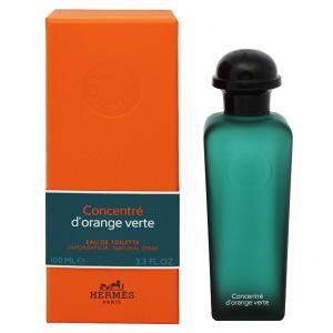 エルメス コンサントレドランジュ ヴェルト オーデトワレ スプレータイプ 100ml HERMES 香水 CONCENTRE DORANGE VERTE|beautyfive