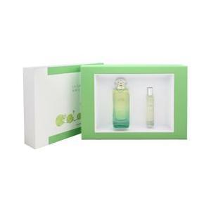 エルメス ナイルの庭 (横型ボックスセット) 15ml/100ml HERMES 香水 UN JARDIN SUR LE NIL|beautyfive